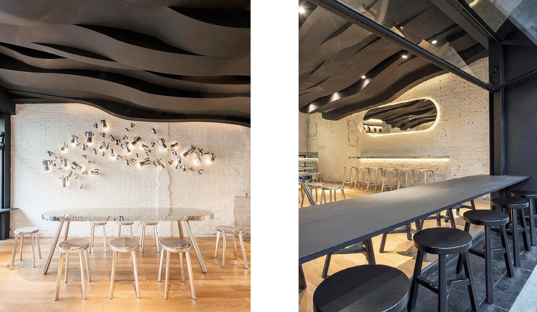 Oltre Il Soffitto Di Vetro : Fumi caffetteria di shanghai marcobeolchi