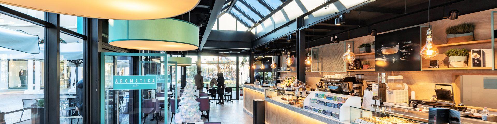 Aromatica Cafè - Mantova Outlet Village | MARCOBEOLCHI