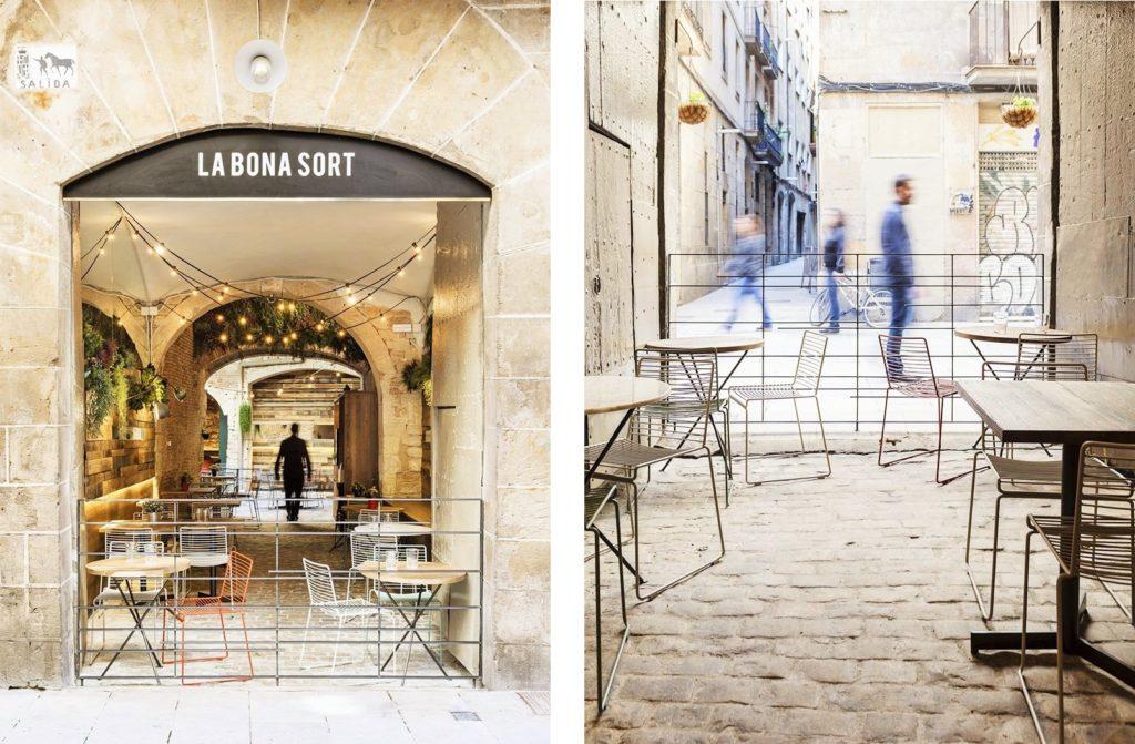 La Bona Sort, Barcellona - Spagna